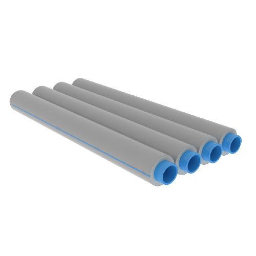 tuberia pre asilada para aire acondicionado